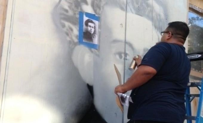 """Gramsci park, monumento nel Bronx:  """"Il comunista meglio dei rapper"""""""