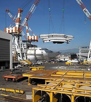 Fincantieri, maxiordine da 1,1 miliardi: realizzerà 4 navi per esplorazioni offshore