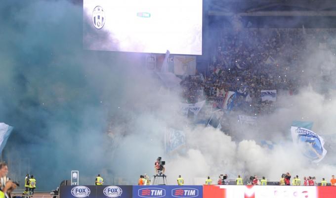 Lazio, cori razzisti: curva Nord chiusa un turno