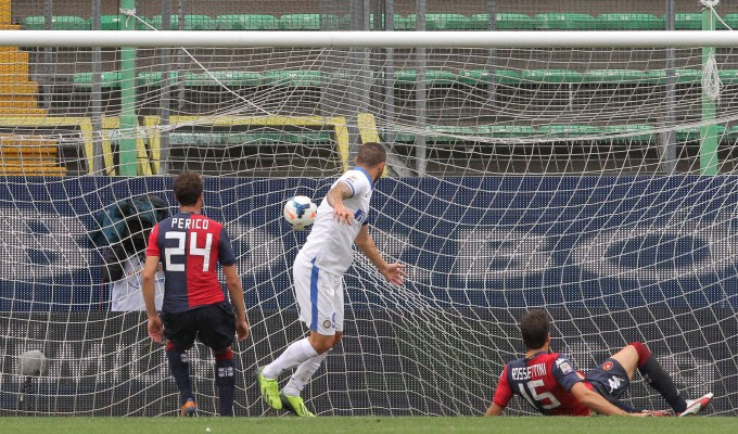 Il gol di Icardi