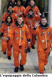 La Repubblicaesteri Texas esplode lo Shuttle Morti i sette astronauti