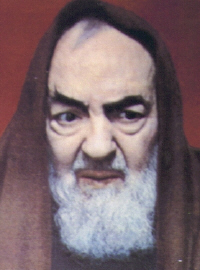 la Repubblicafatti Padre Pio santo dei media tra