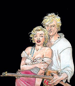 Ken Parker e Norma