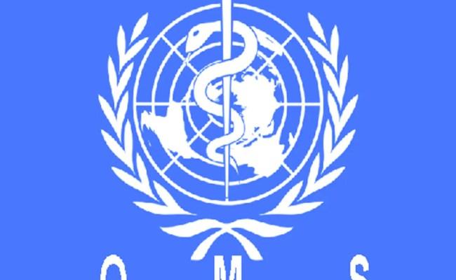 Logotipo Da Organização Mundial De Saúde Oms