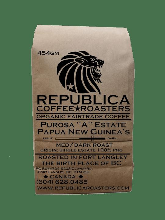 Papua New Guinea A/X Small Farm (Medium Roast)