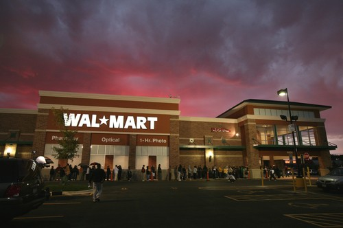 Wal-Mart Ends Relationship With PR Firm That Spied On Warehouse Workers