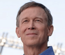 Gov. Hickenlooper Won't Back Away From Oil And Gas Lobby Ad