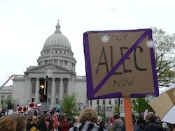 ALEC Official Admits Group's Promises To Reform Are Bulls***