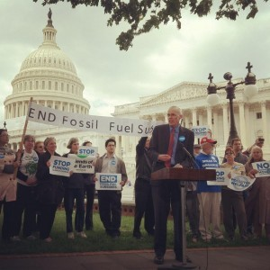Bill McKibben On The 6 Million Spent By Big Oil Lobbying Each Year: 'We're Going To Fight'