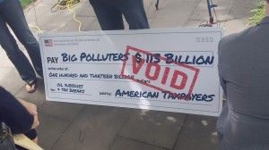 Corruption Is Why Taxpayers Are Forced To Give Polluters  Billion A Year