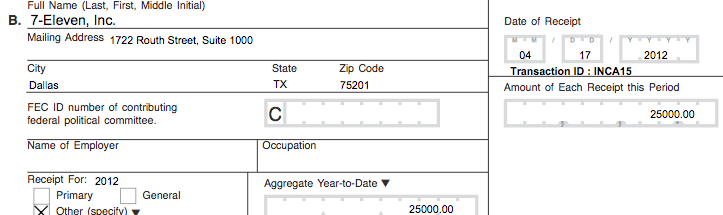 Japanese-Owned Corporation Donates To Super PAC Active In Indiana's Senate Race Today