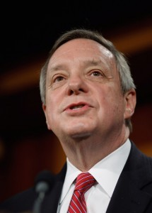 "As States Act To Shut Down Deceptive Website, Durbin Says For-Profit Colleges ""Own Every Lobbyist"" In DC"
