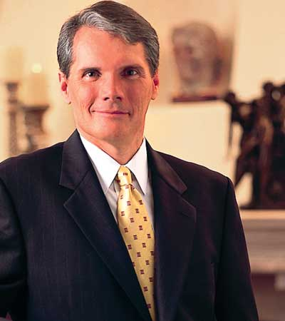 Todd Nelson, who has run both of America's two largest for-profit colleges, backs Mitt Romney.