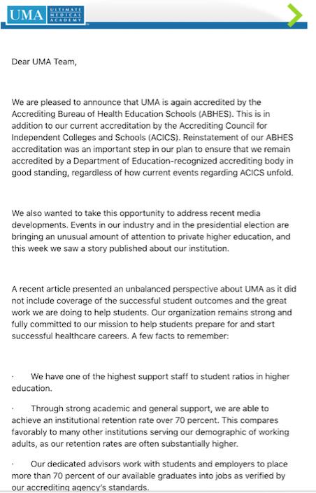 UMA email1