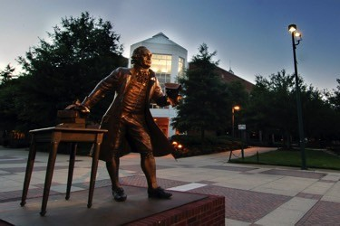 George Mason Students Sue For Records on Koch Donations