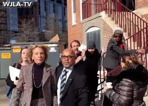 DeVos Faces Protest, Lawsuit On Second Day