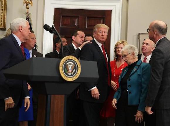 Trump Terrible 10: Self-Imposed National Crisis Edition