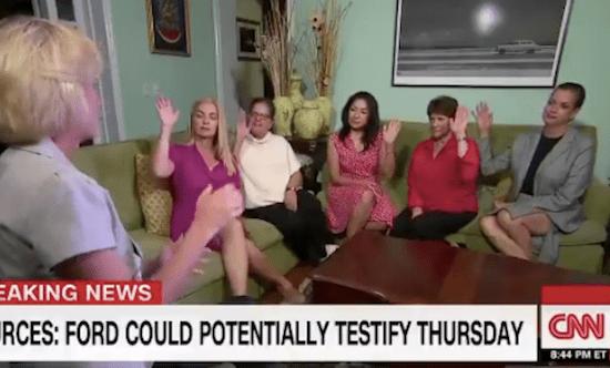 Trump Terrible 10: Kavanaugh Confrontation Edition