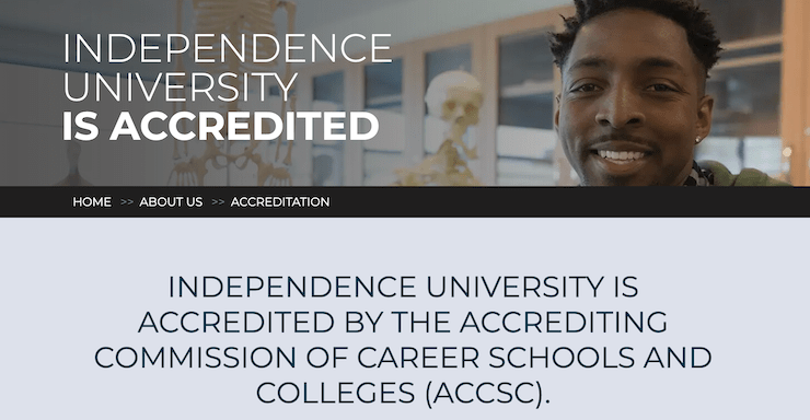 Breaking: Citing Performance Failures, Accreditor Dumps Independence University