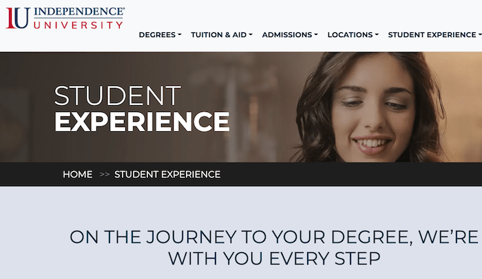 Independence U. Lays Off Staff, Says Feds Stopped Aid