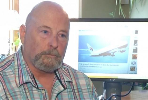 Пилот Мајкл Хобел тврди да је нашао авион