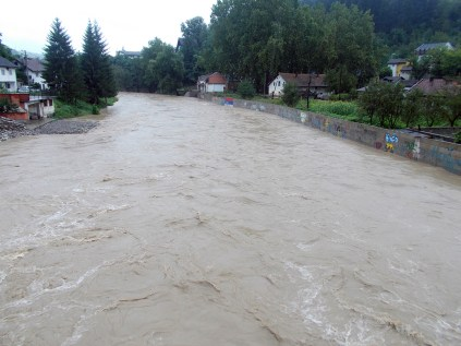Котор-Варош - поплаве