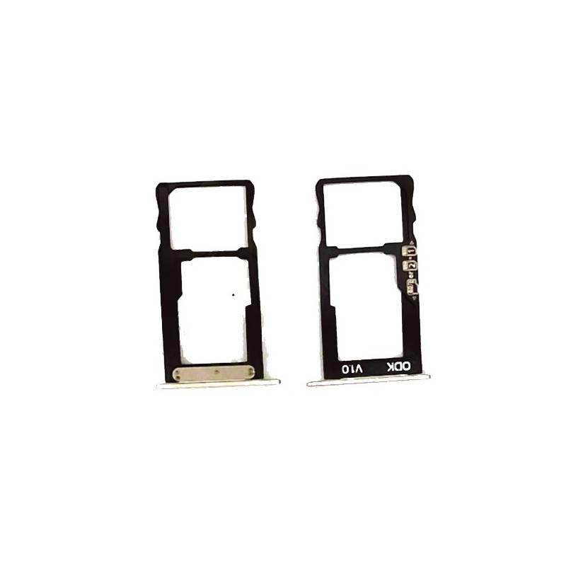 Bandeja SIM y MicroSD Para BQ Aquaris X2 / Aquaris X2 Pro