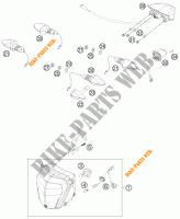 690 DUKE ORANGE ABS DUKE 2016 690 KTM Ktm motocicleta