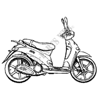 Liberty Leader Other year LIBERTY 150 PIAGGIO SCOOTER