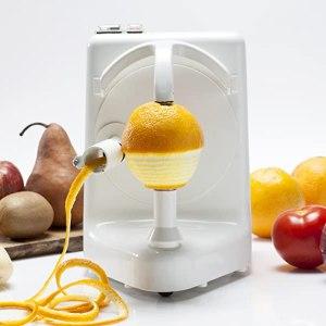 Orange Peel, maquina pelar frutas y verduras