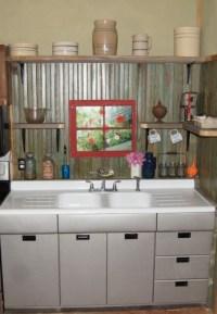Small Rustic Kitchen Makeover | Repurposed-Life