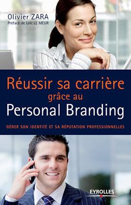 Couverture livre Personal Branding