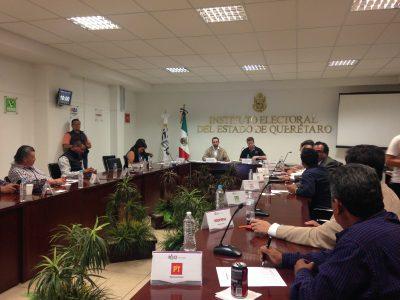 Resultados del plebiscito en El Marqués serán solo indicativos