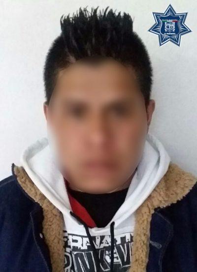 Detienen Policías  de El Marqués a presunto ladrón