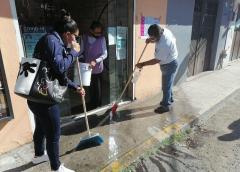 Este lunes, la décima Jornada de Limpieza del Centro Histórico