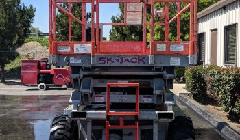 Skyjack SJ7027 Scissor Lift full