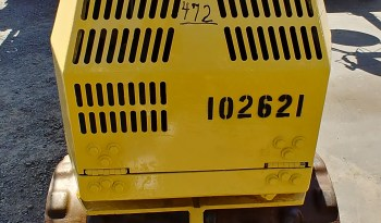 Rammax P33 Compactor full
