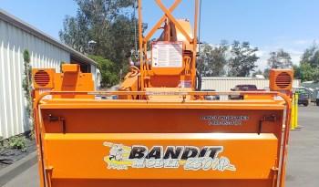 Bandit 250XP Chipper full
