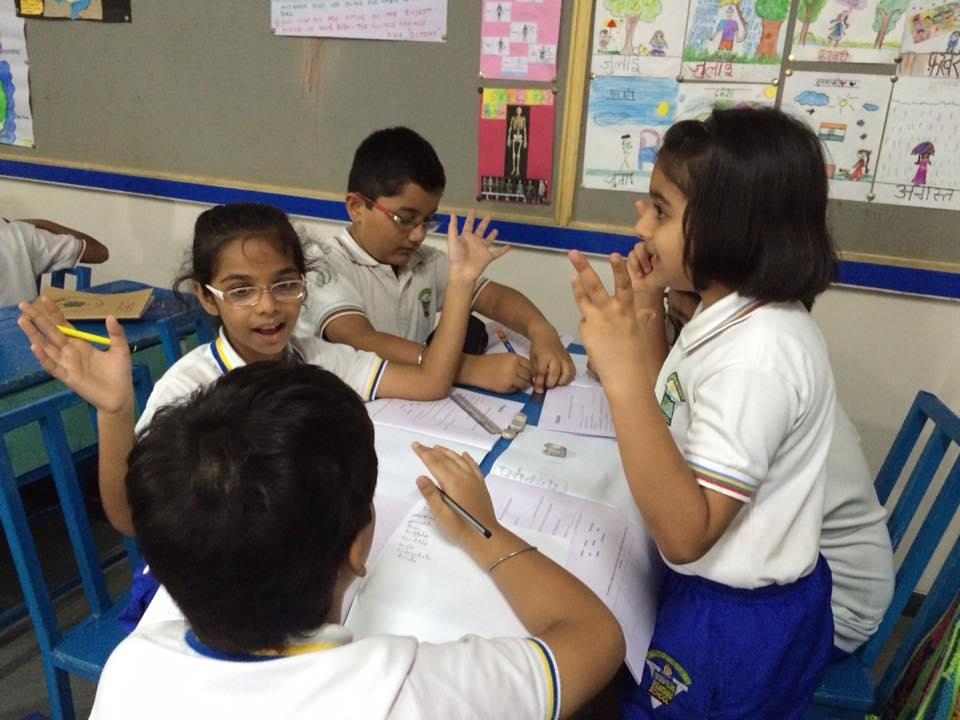 Creative Inquiry in Class