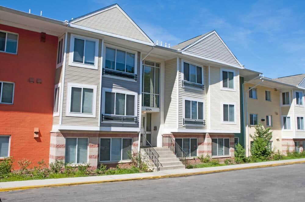 Southeast DC Apartments Langston Lane