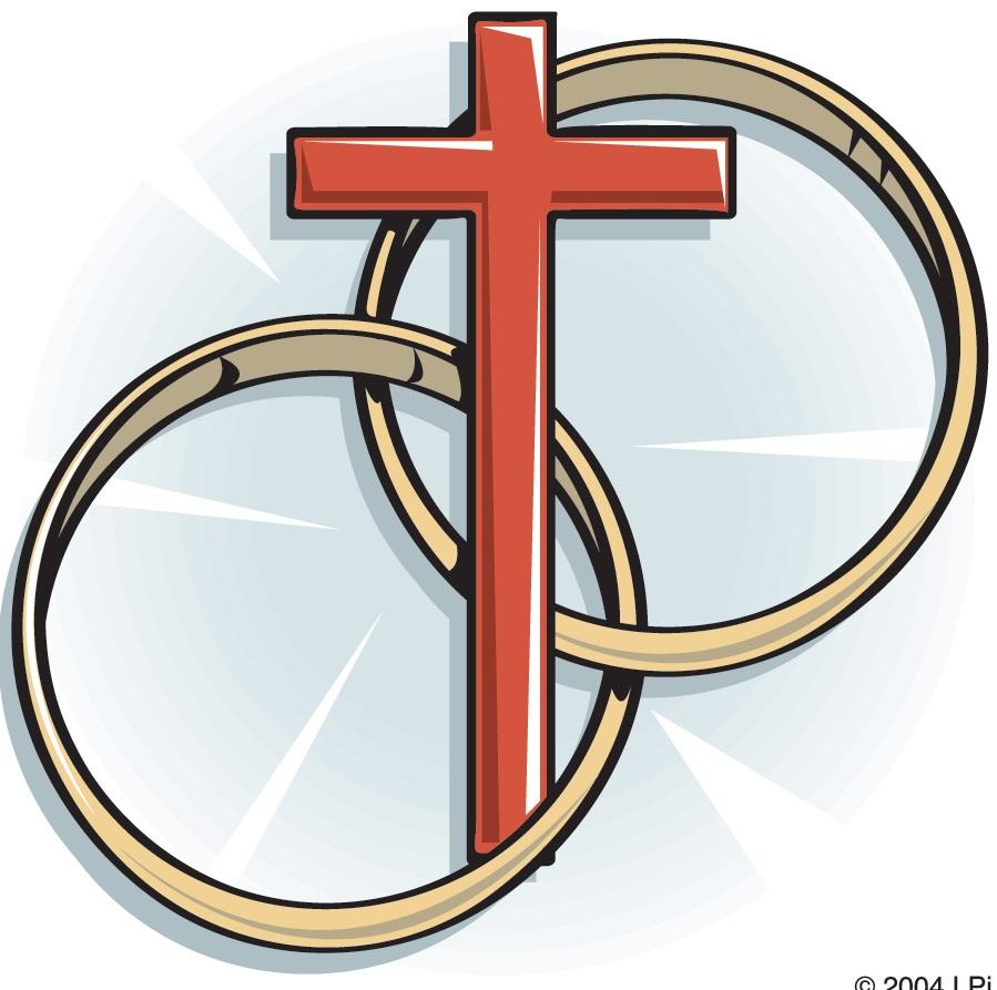 Catholic Wedding Symbol
