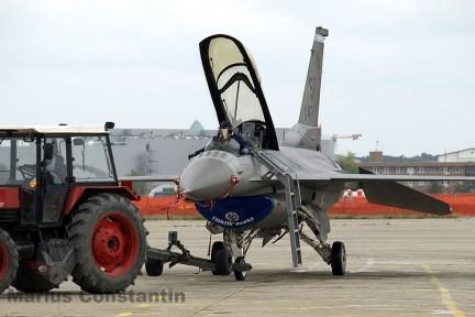 F-16 la BSDA 2008