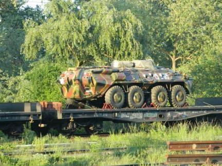 """Batalionul 811 Infanterie Dej """"Dragonii Transilvani """""""
