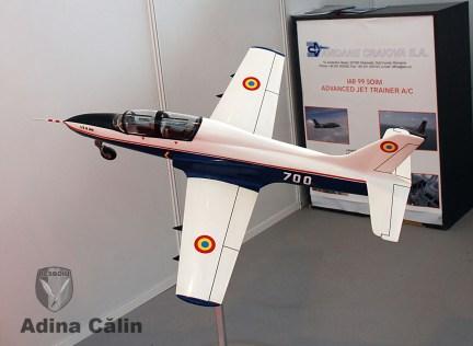 IAR 99 Soim stand
