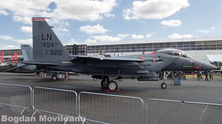 F-15 - Farnborough 2014