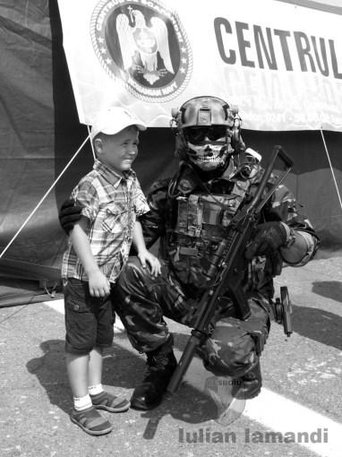 Scafandru militar