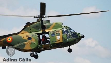 IAR 330 Puma MEDEVAC