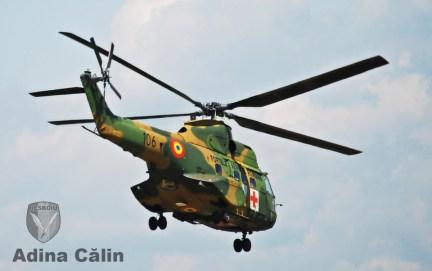 IAR330 Puma MEDEVAC
