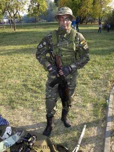 Militar Cercetaş