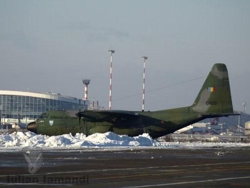 """C-130 Hercules """"6166"""""""
